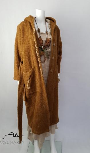 Autumn/winter very warm  wool coat