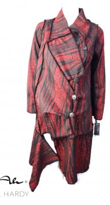 Модно мулти сако в два цвята удължен вариант