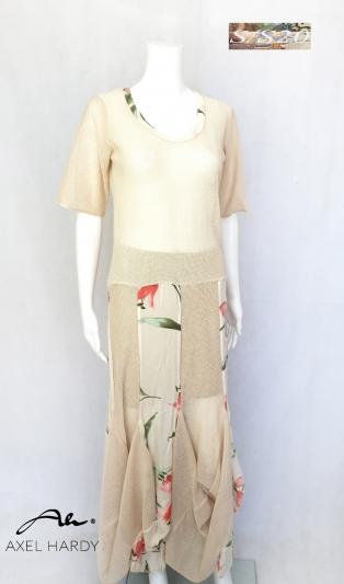 Романтична лятна рокля на цветя