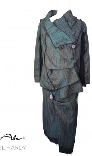 Модно мулти сако-налично в два цвята