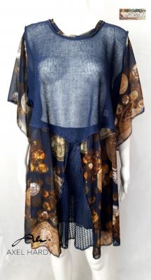 Tуника / рокля във фънки  и бохемски стил