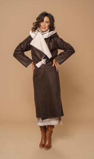 Двулицево многофункционално палто