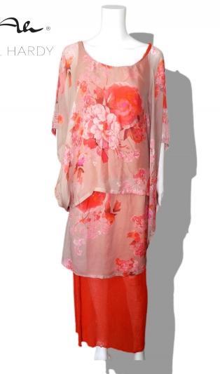 Мулти двуслойна блуза