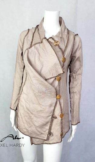 Summer linen jacket
