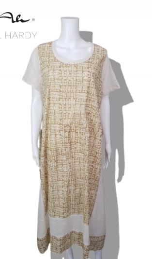 Макси фънки рокля Комфорт
