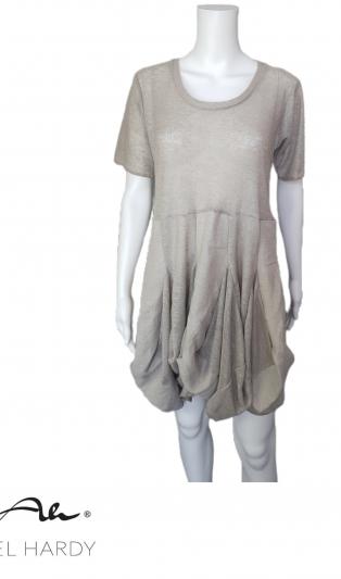 Fashionable dress TRUE LINEN