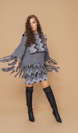 Fashionable mini skirt