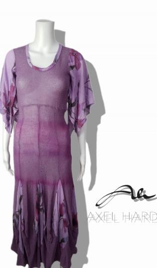 Romantic summer floral  dress