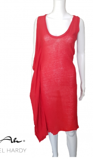 Many ways to wear fine  knitted summer dress