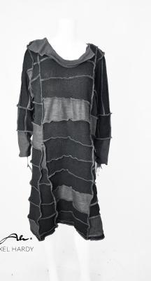 Пачуърк рокля