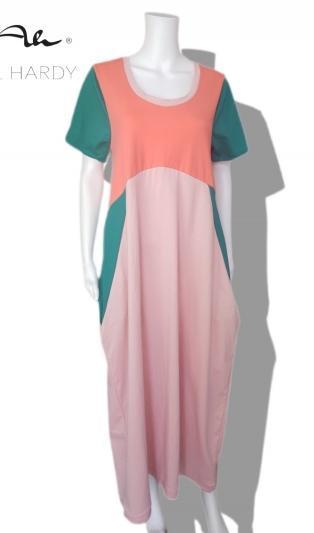Цветна рокля Каръл