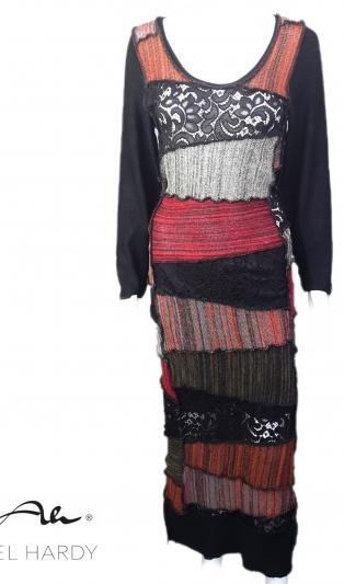 Уникална рокля ФЕМА пачуарк