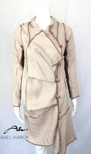 Summer linen coat NOT AVAILABLE