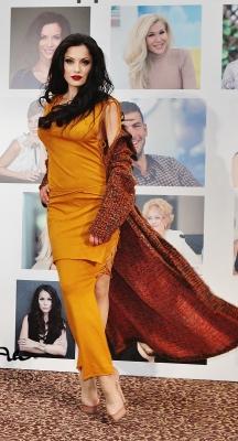 Модулна рокля с болеро