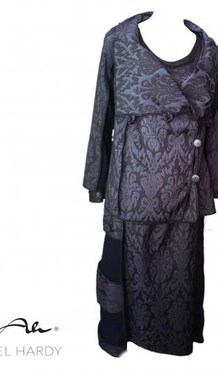 Модно мулти сако в стилно черно